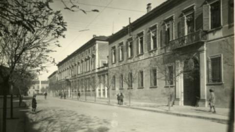 Corso Garibaldi (anno 1930)